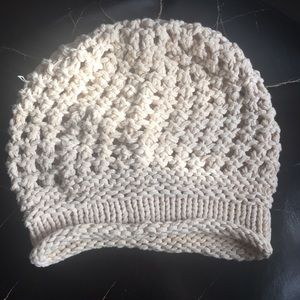 Accessories - Knitted Hat Hand Wash Only